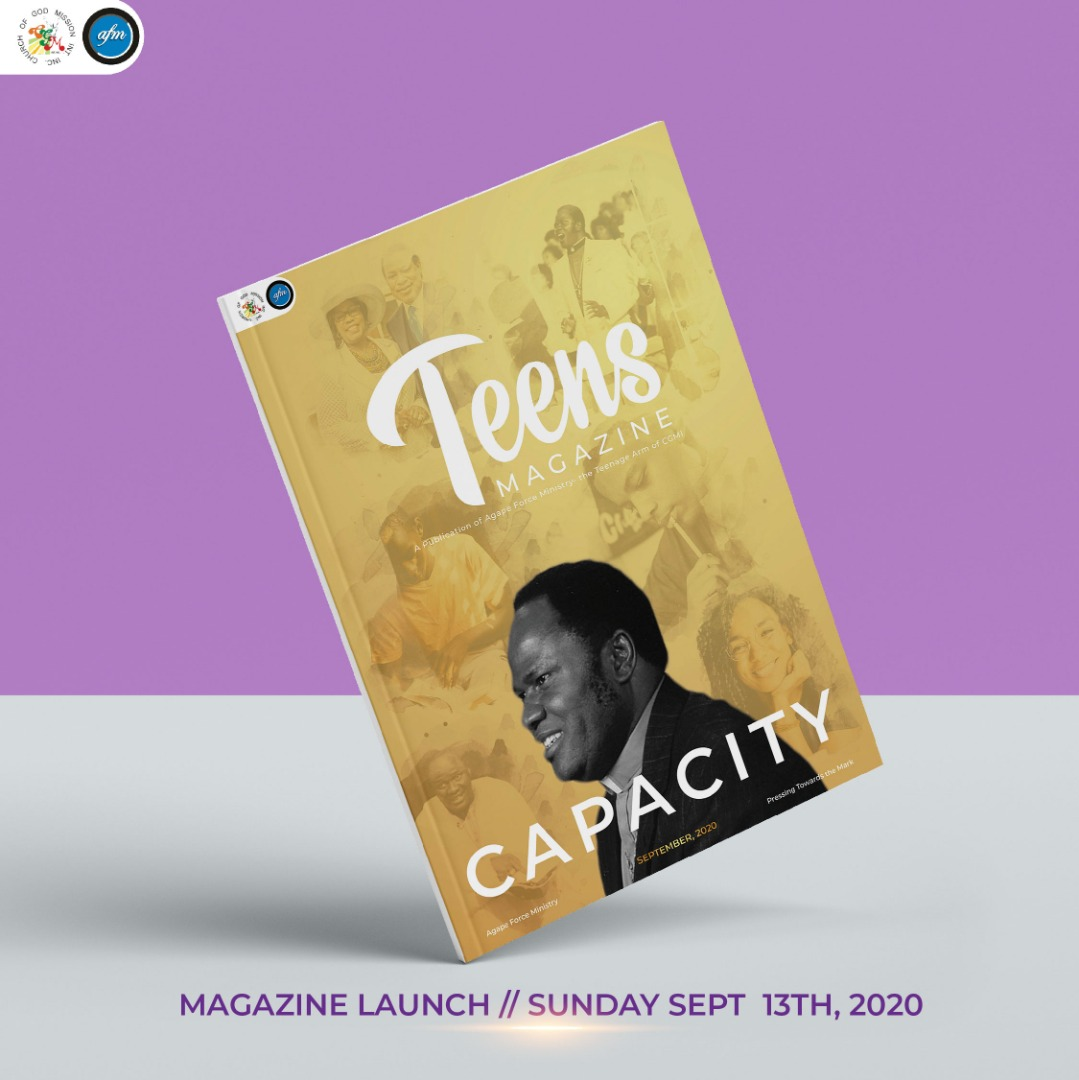 AFM Releases Teens Magazine For September