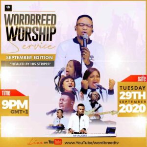 Chris Shalom & Wordbreed Healed By His Stripes Mp3 Download