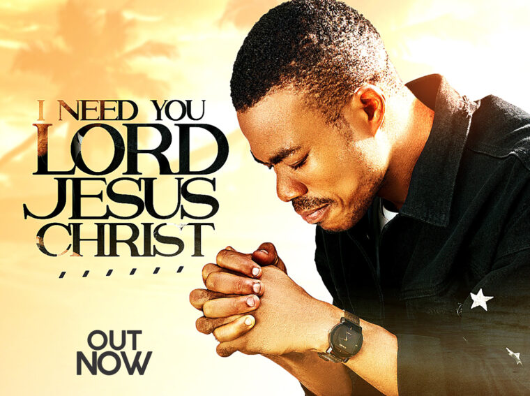 I Need You Lord Jesus Christ By HolyGhostBurger