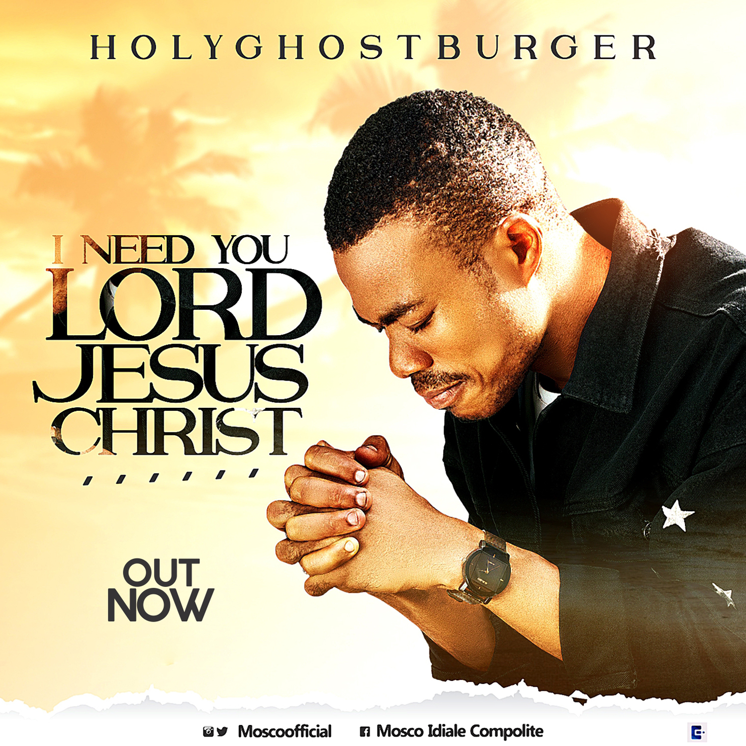 Photo of I Need You Lord Jesus Christ By HolyGhostBurger