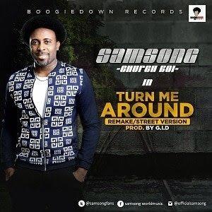 Photo of Samsong — Turn me around