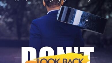 DON'T LOOK BACK by Stephen Adebusoye