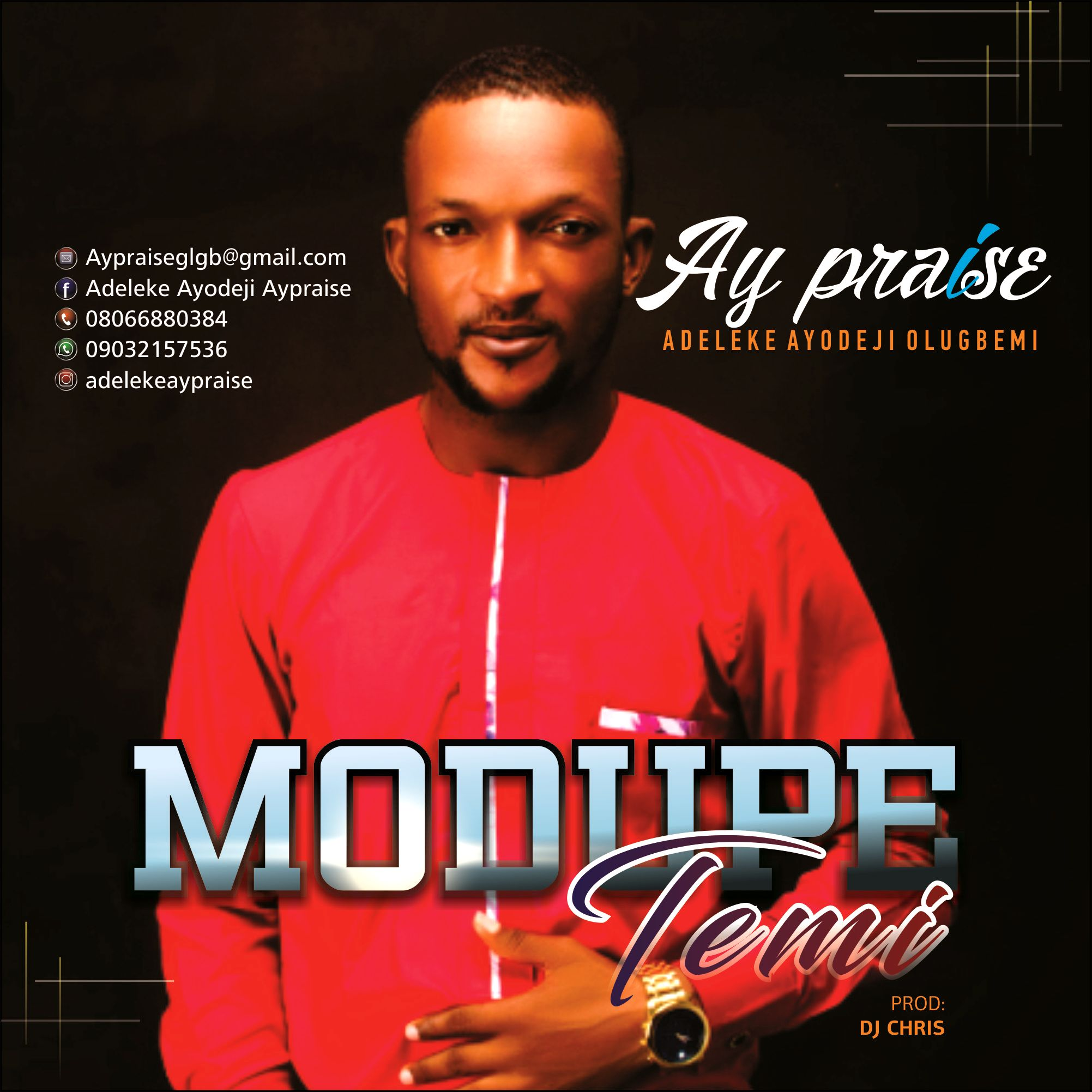 Photo of Modupe Temi by Ay Praise