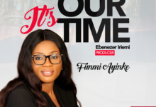 Photo of Funmi Ayinke – It's Our Time