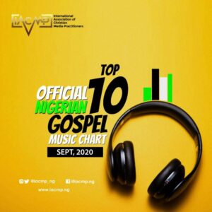 "Moses Bliss Gets ""Bigger Everyday"" As Single Tops Official Nigerian Gospel Music Top 10 Chart [Sept 2020]"