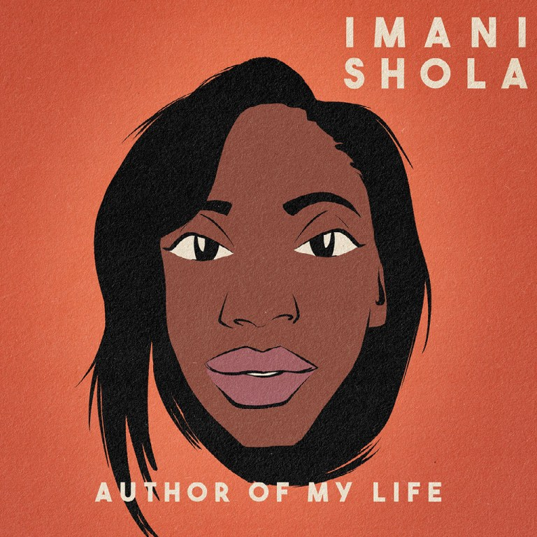 Photo of Imani Shola – Author of My Life