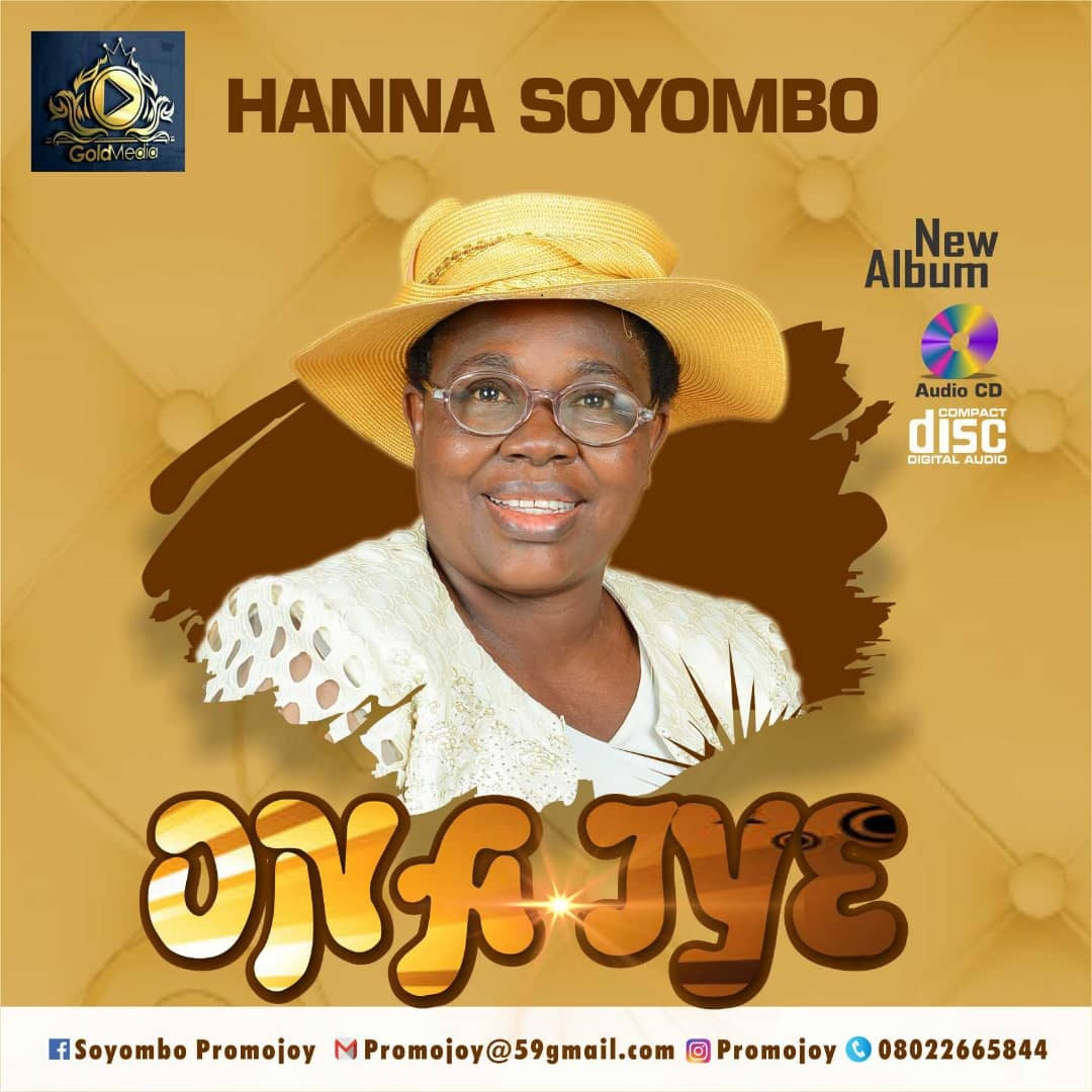 Photo of Ona Iye by Hanna Soyombo