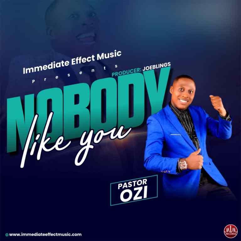 Photo of Pastor Ozi – Nobody Like You