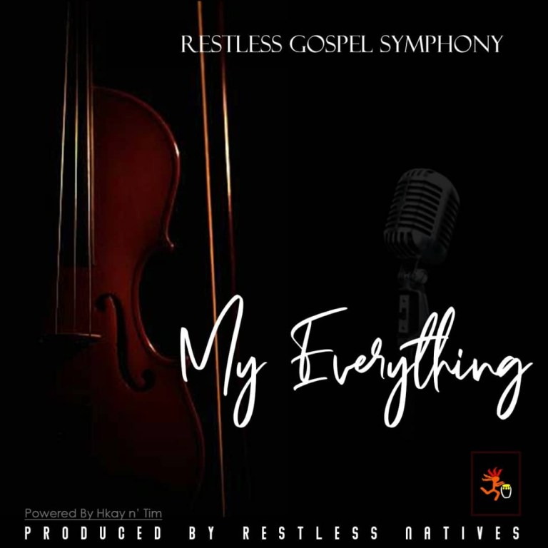 Photo of My Everything by Restless Gospel Synphony