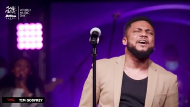 Photo of Worthy To Be Praised by Tim Godfrey