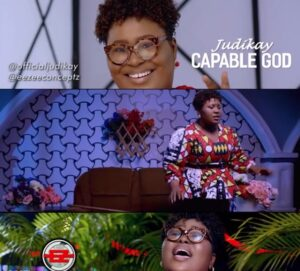 Capable God by Judikay Video Download