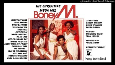 Photo of Christmas Carol Mixtape by Boney M
