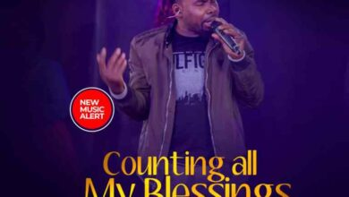 Photo of Counting All My Blessings by Minstrel Osas