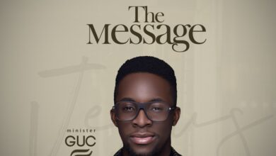 Photo of THE MESSAGE by GUC (Album Download)