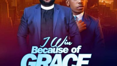 Photo of I Win Because Of Grace by Seyi Israel ft. Moses Bliss