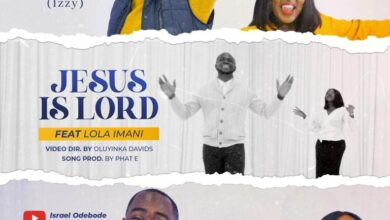 Photo of Jesus is Lord by Israel Odebode ft Lola Imani