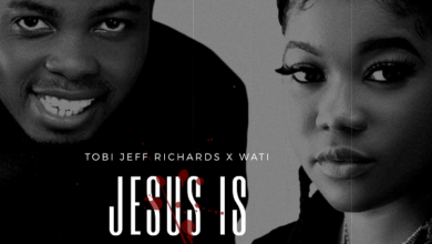 Jeff Richards Jesus Is Enough ft Wati Ehidiamen