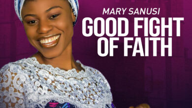Photo of Good Fight of Faith by Mary Sanusi