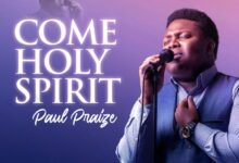 Photo of Come Holy Spirit by Paul Praize