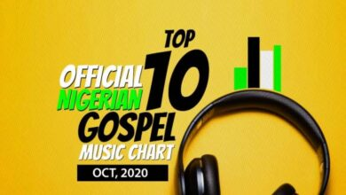 Photo of IACMP Nigeria Gospel Music Top 10 Chart [October 2020]