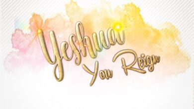 Yeshua You Reign by Mr M & Revelation