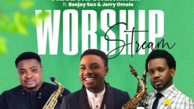 Worship Stream by Adebola Shammah Ft. Beejay Sax & Jerry Omole