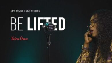 Download Be Lifted by Victoria Orenze