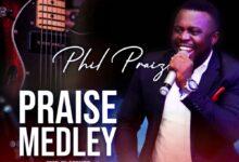 Photo of Praise Medley by Phil Praiz