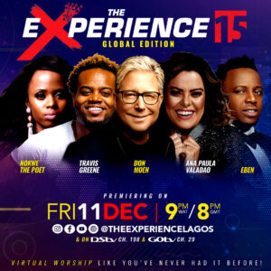 The Experience Global Edition Scheduled to Hold on 11th December 2020
