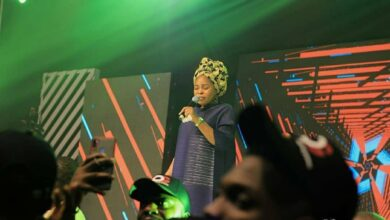 Watch Tope Alabi Singing TurnAround Encounters At Shiloh 2020