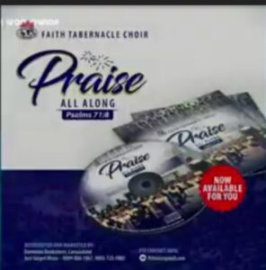 Praise All Along by Faith Tabanercle Choir (Praise All Along shiloh 2020)