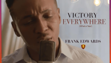 Photo of Frank Edwards – Victory Everywhere (What A Year)