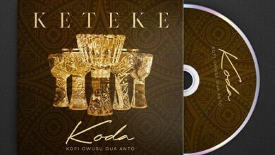 Koda Keteke ALBUM DOWNLOAD