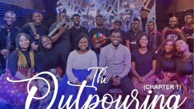 Ife Re Po video by The Outpouring Music Team