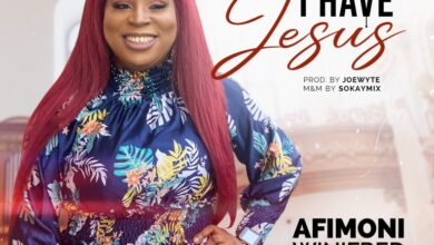Download I Have Jesus by Winifred Afimoni