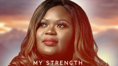 My Strength by Eunice U.