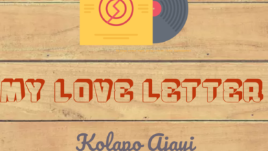 My Love Letter by Kolapo Ajayi