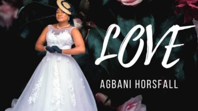 LOVE by Agbani Horsfall