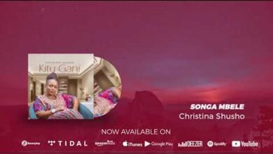 Christina Shusho Songa Mbele Audio Download