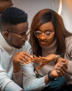 GUC Shares Lovely Pre Wedding Pictures