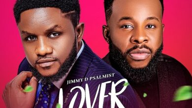 Jimmy D Psalmist Lover Mp3 Download