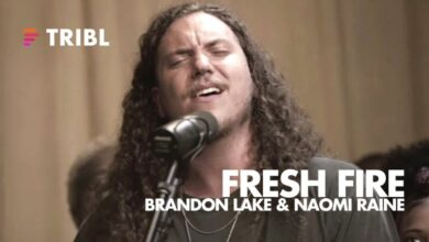 Fresh Fire by Maverick City Ft. Brandon Lake & Naomi Raine