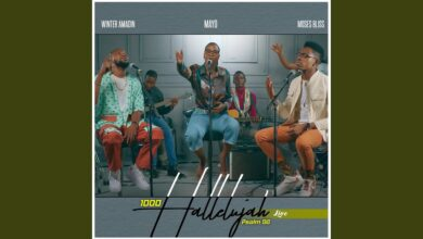 1000 Hallelujah by Moya, Moses Bliss & Winter Amadin