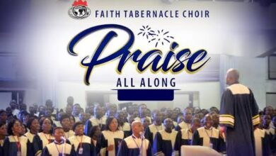 Faith Tabernacle Choir Praise All Along