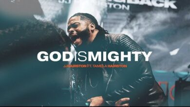 God Is Mighty by JJ Hairston ft Tamela Hairston