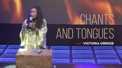 Chant And Tongues Victoria Orenze