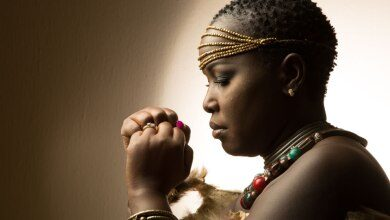 Amen by Emmy Kosgei