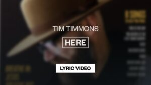 Tim Timmons Here Album Download
