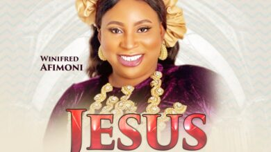 Jesus Is Here by Winifred Afimoni